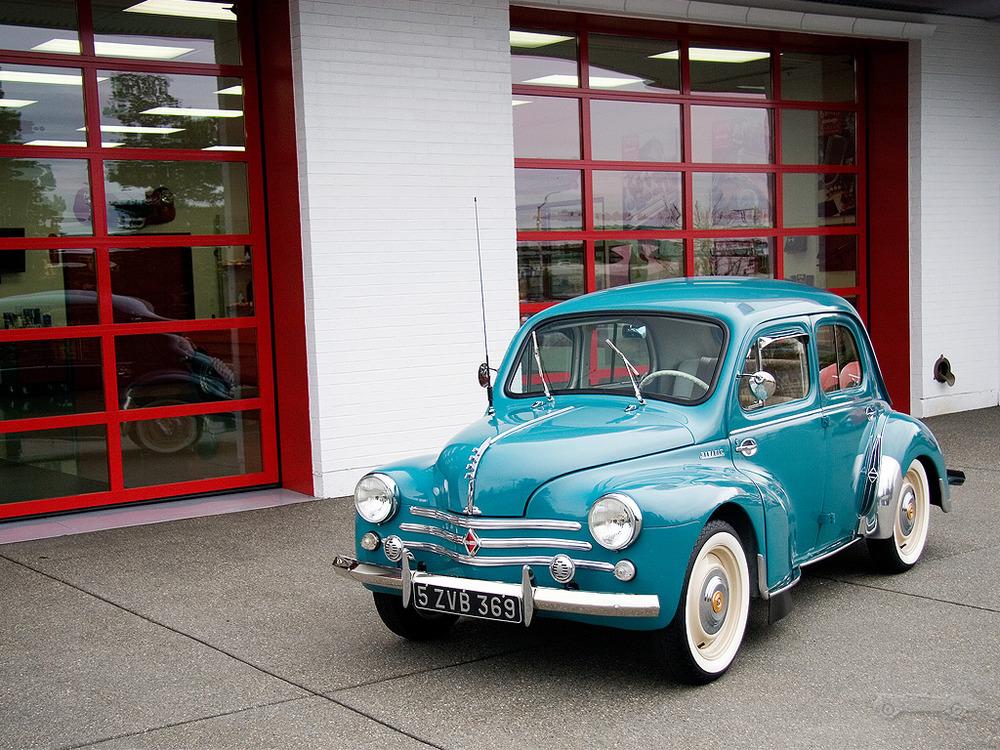 Craigslist renault 4cv autos post for Nomenclature icpe garage automobile
