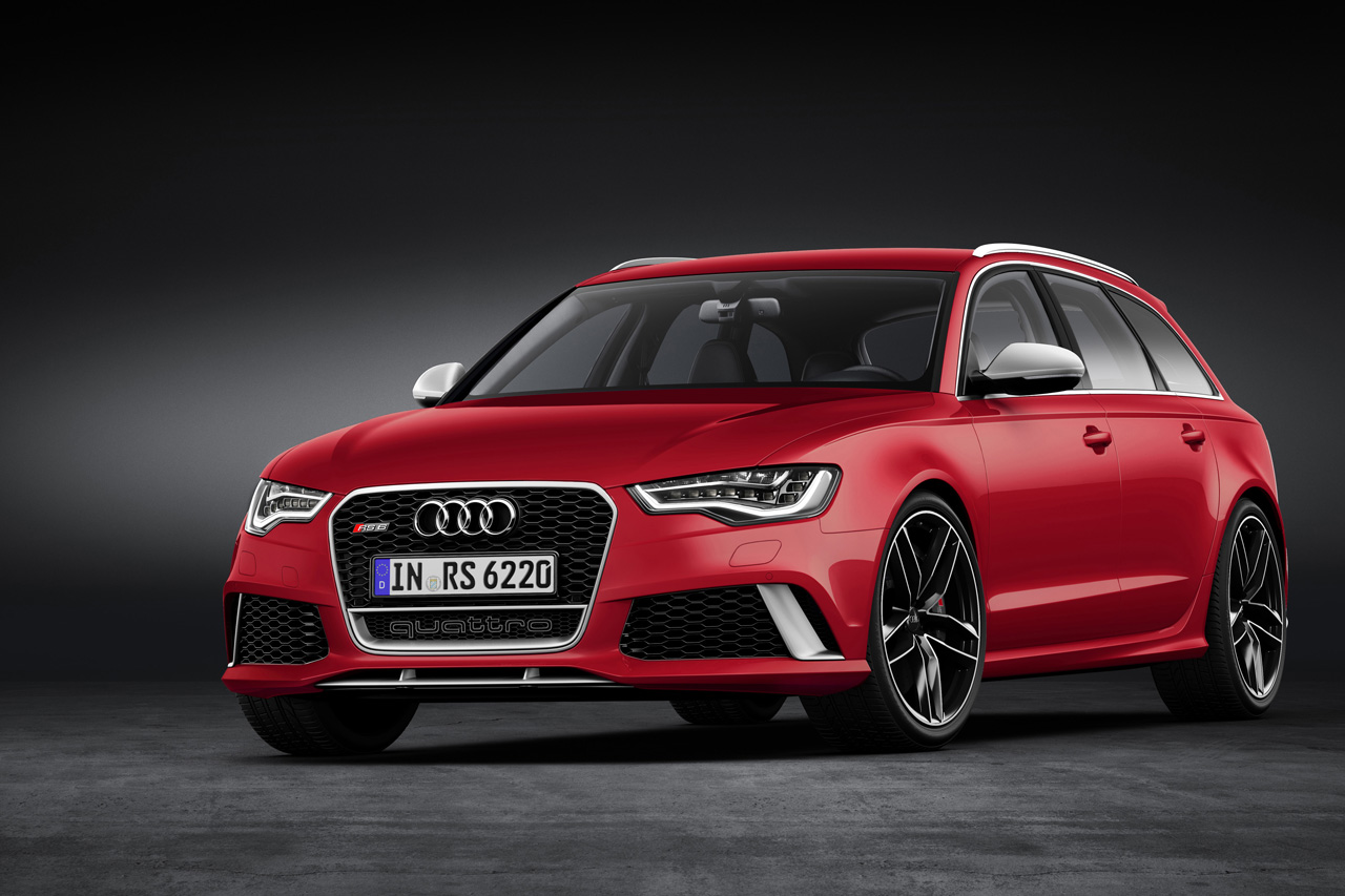 How does a 600-HP Audi RS6 Avant Plus sound to you?