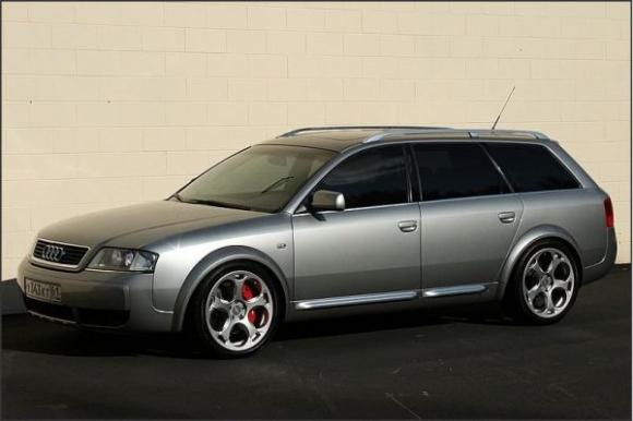 400hp 2002 Audi Allroad Quattro