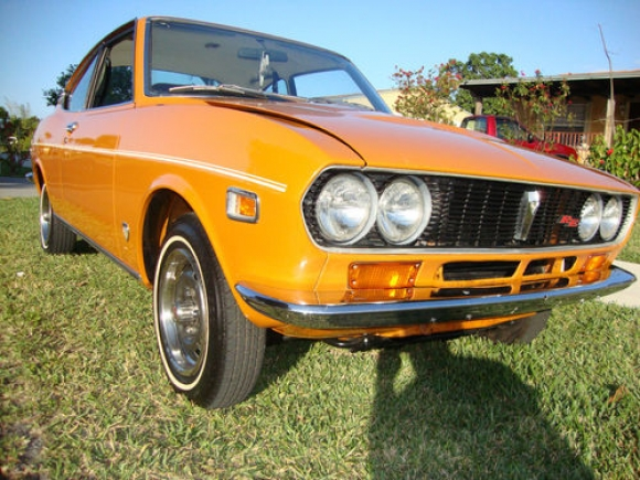 Original Paint 1973 Mazda RX-2 Coupe