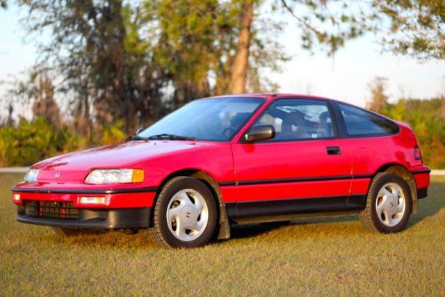 Honda : CRX Si in Honda | eBay Motors