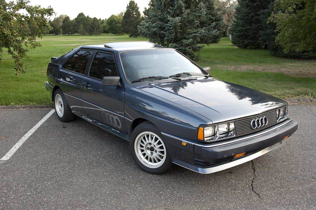 BaT Exclusive: Clean 1985 Audi Ur-Quattro