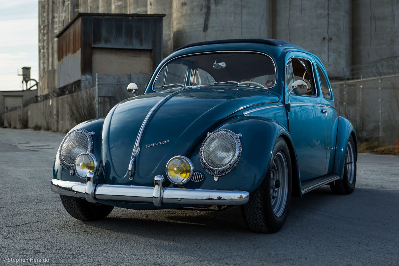Joey's 1957 Volkswagen Beetle | Articles