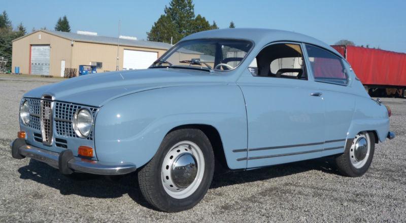 00 1967 Saab 96 V4
