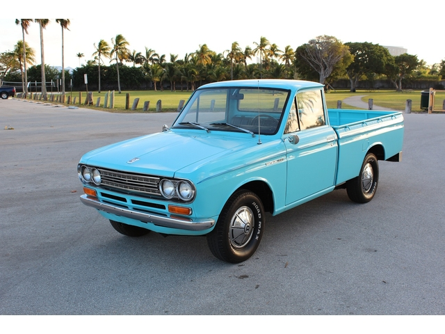 Datsun : Other 1300 Pickup in Datsun | eBay Motors