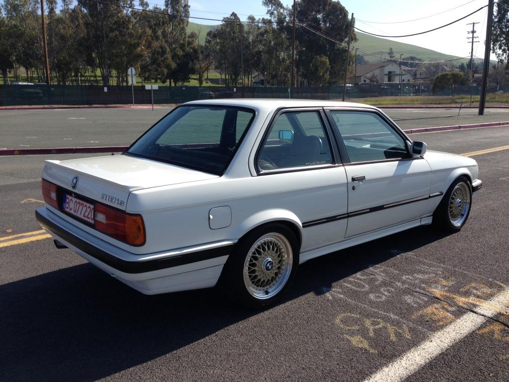 1991 BMW 318 Slicktop S52