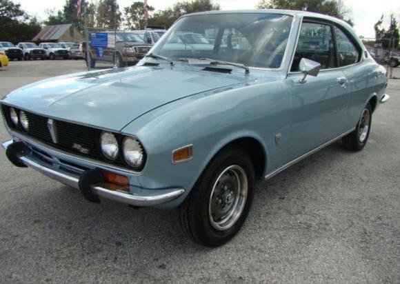 77k-Mile 1972 Mazda RX-2