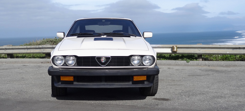 BaT Exclusive: Event-Proven 1985 Alfa Romeo GTV6