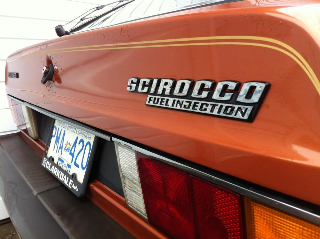 BaT Exclusive: All-Original 1980 Volkswagon Scirocco