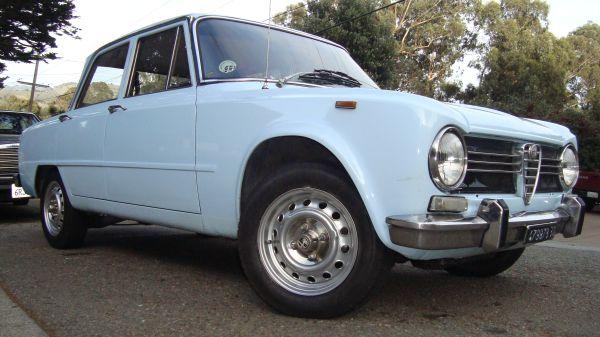 1971 Alfa Giulia