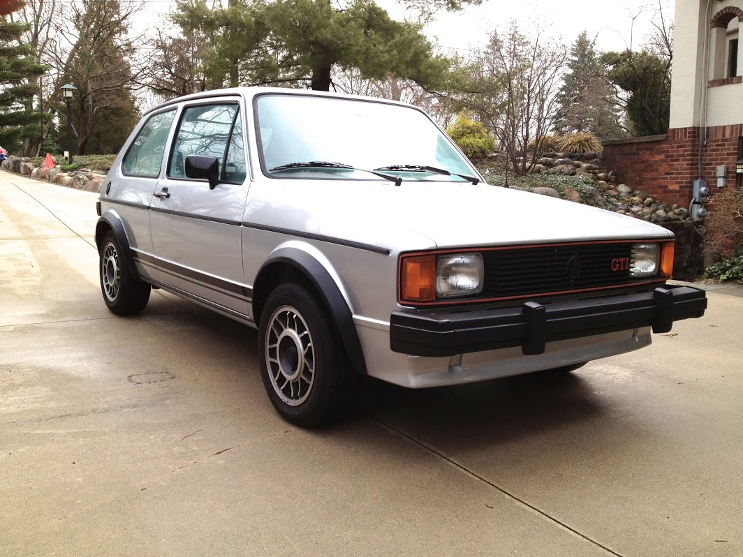 BaT Exclusive: The Editor-in-Chief's 1983 VW GTI