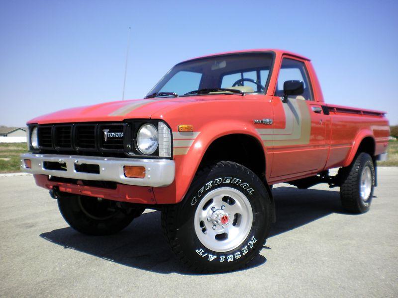 1979 Toyota 4×4 Truck on eBay | Mongo Motorsports
