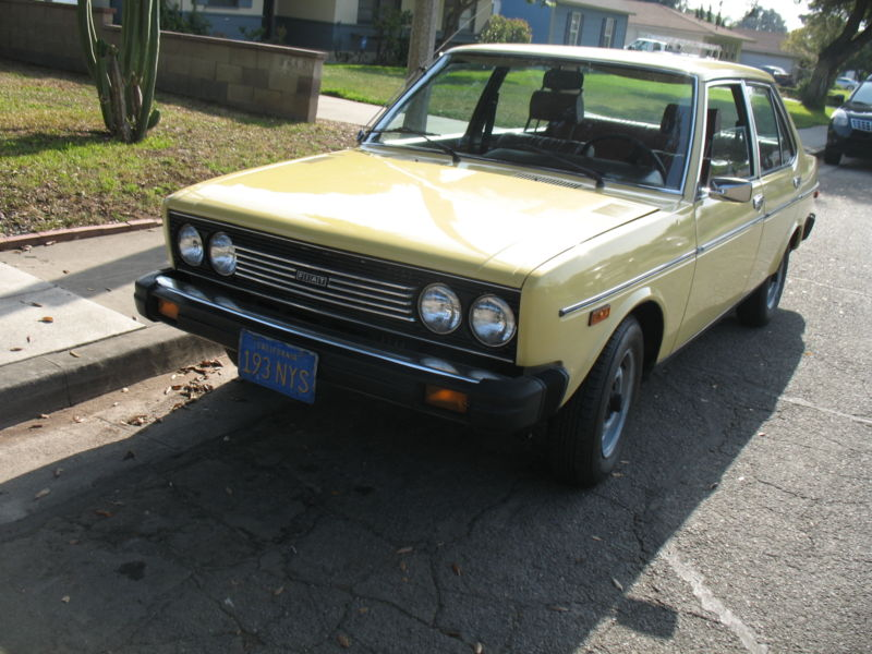 Fiat : Other 4 door Sedan in Fiat | eBay Motors