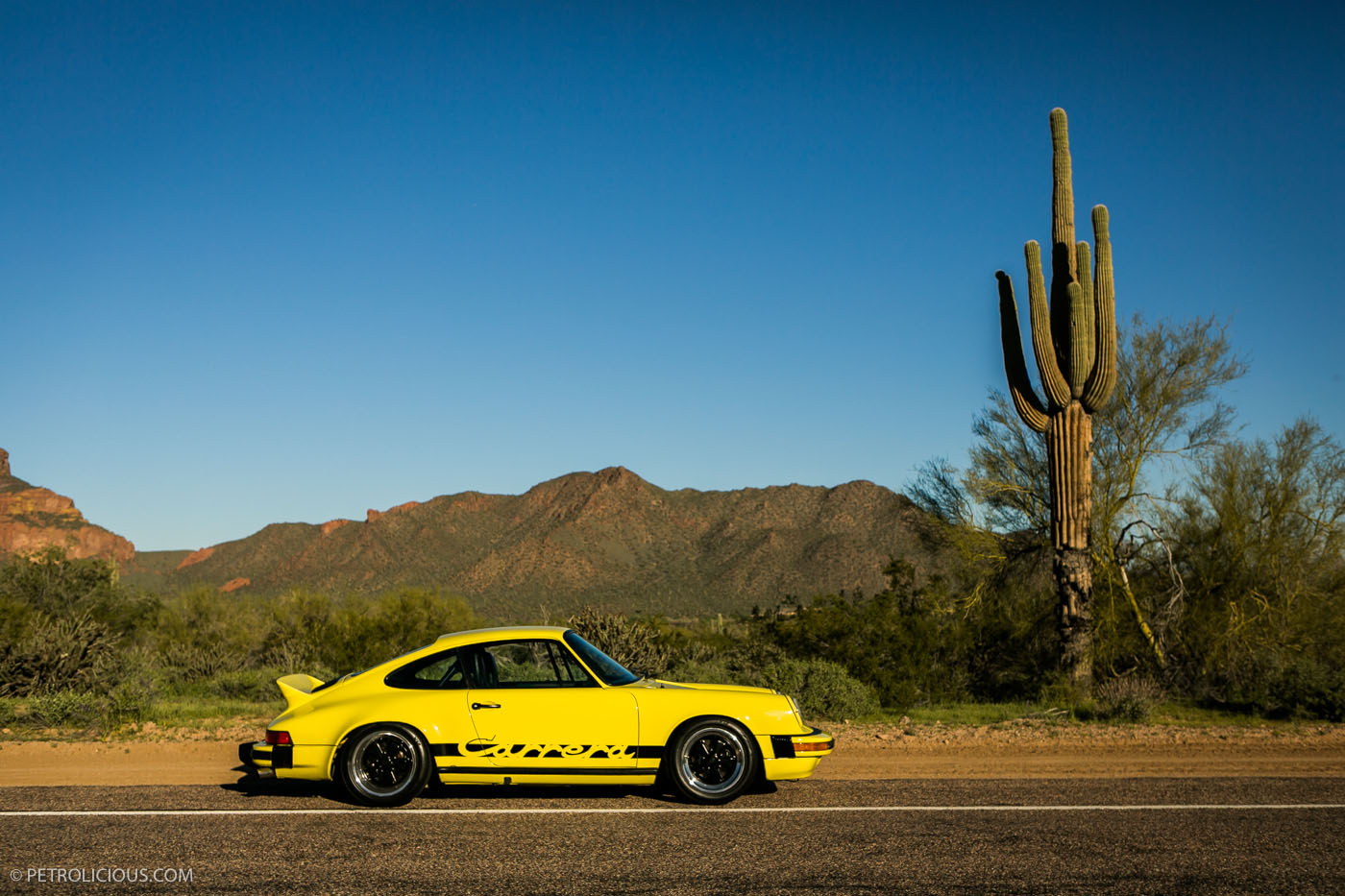 It Takes Luck to Find the Perfect 911 | Articles