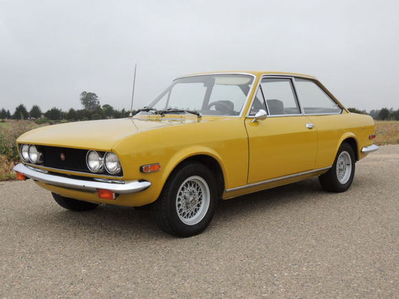 28-Years-Owned 1970 Fiat 124 Sport Coupe