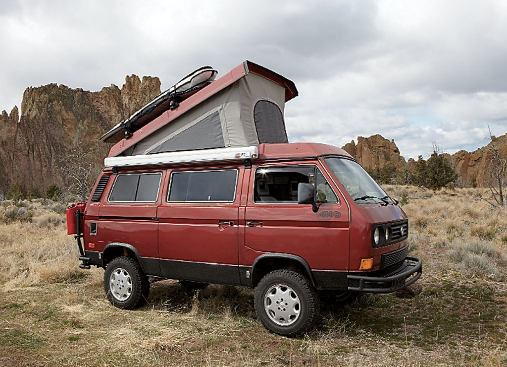 The Joys of the Vanagon Camper | Car Camping | OutsideOnline.com