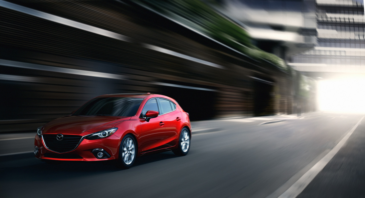 Mazda3 officially unveiled - Autoblog