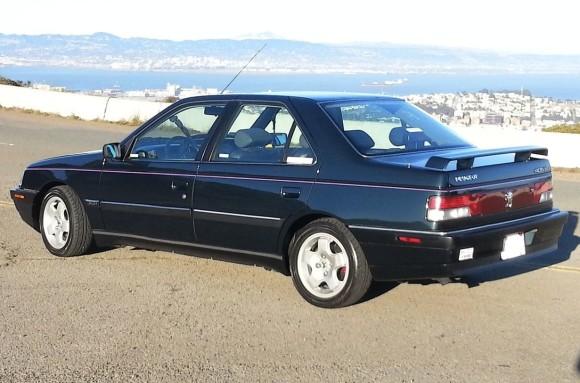 No-Reserve 1991 Peugeot 405 Mi16