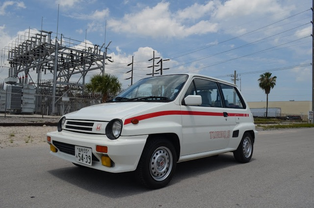1986 Honda City Turbo II For Sale @ Californiacar.com