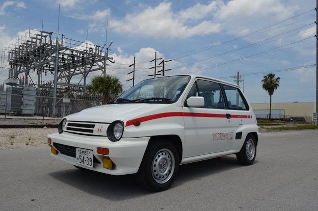 1986 Honda City Turbo II For Sale @ Californiacar.com