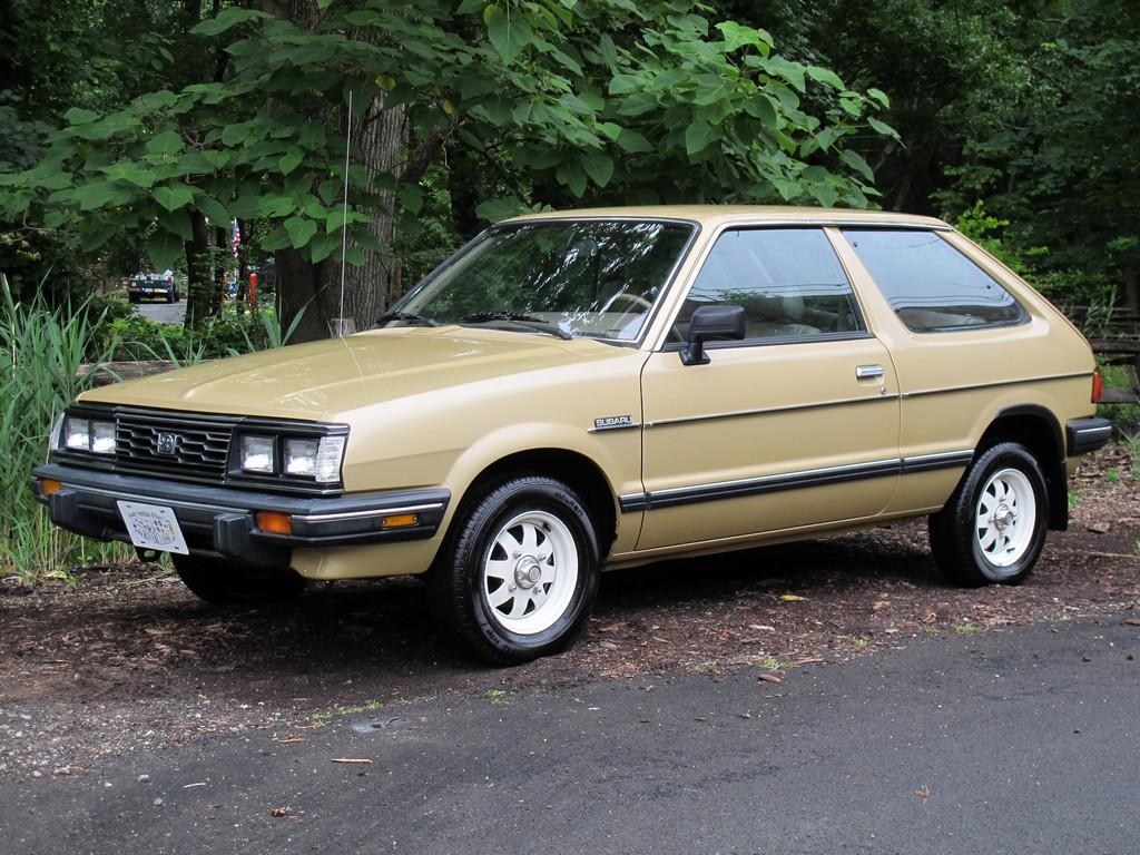 Unsalted Survivor: 1984 Subaru GL 4WD