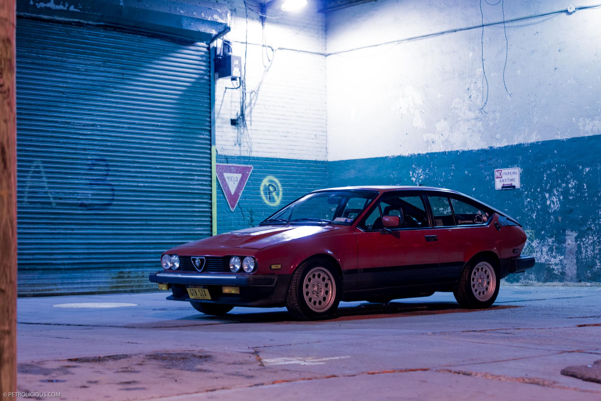 Alfa's GTV6 Makes Exotic Noises for Used Econobox Cash | Articles