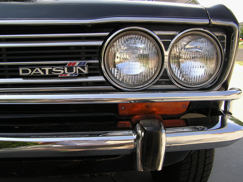 BaT Exclusive: 1-Family 19k-Mile 1971 Datsun 510 Sedan