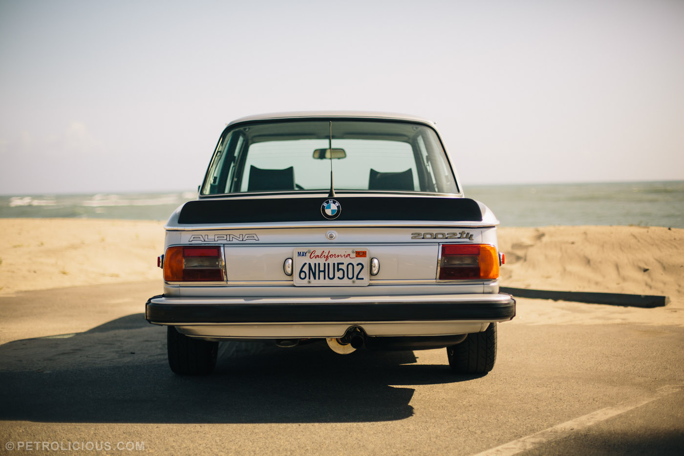 Admired BMW Alpina Reminds Us of Previous Owner | Articles