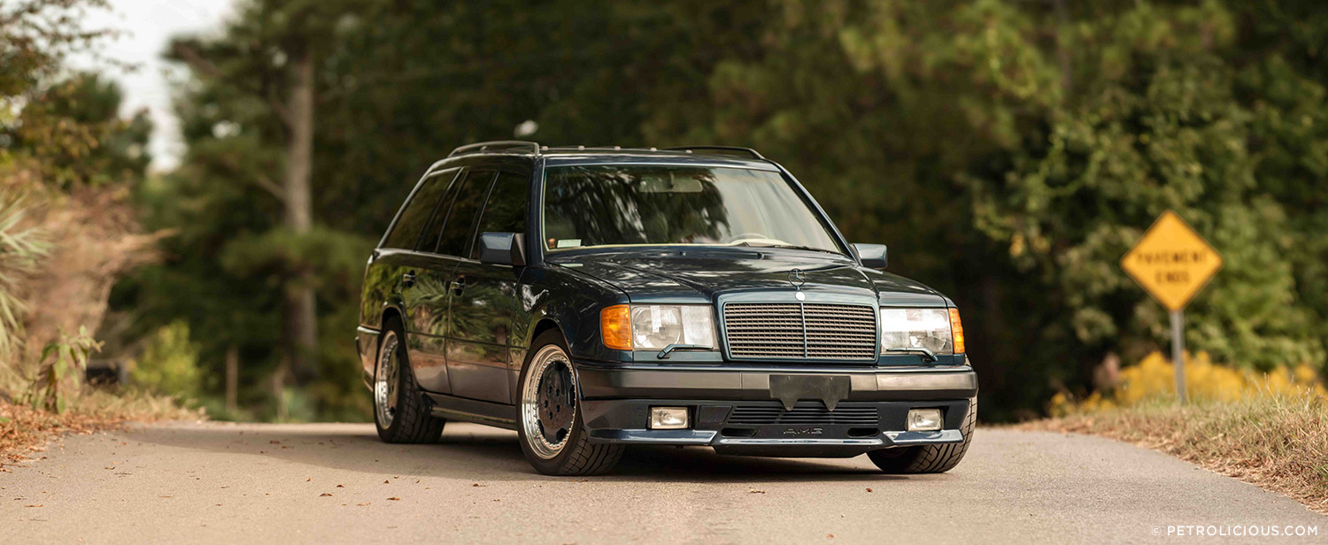 AMG Hammered Out Superb Performance in the '80s | Articles