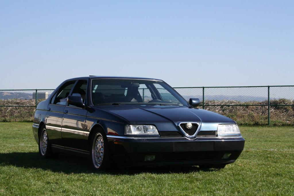 "BaT Exclusive: 1994 Alfa Romeo 164 LS ""Super"""