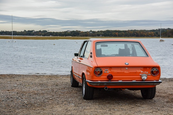 1973 BMW 2000tii Touring in the USA
