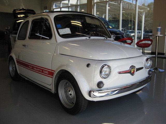 Please Be Real: 1967 Fiat Abarth 595 SS