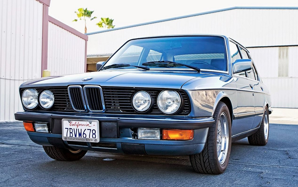 BaT Exclusive: Euro Converted 1988 BMW 535i