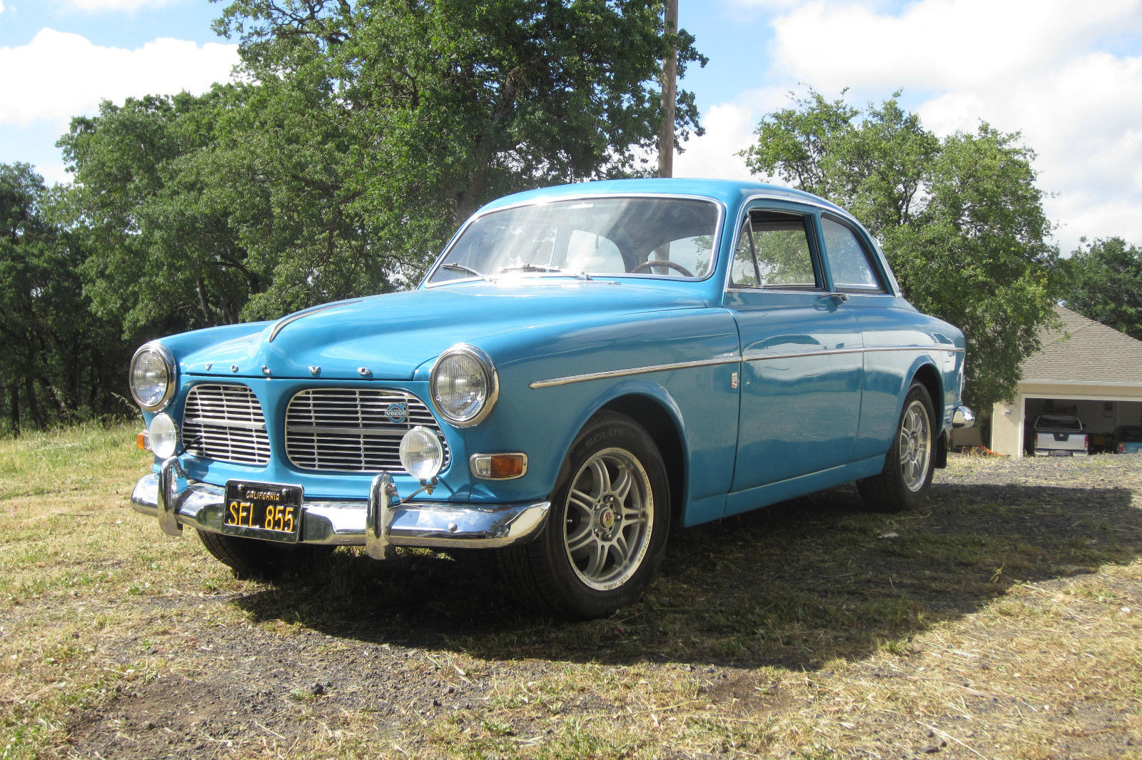 Almost Finished: Bargain 1966 Volvo Other 122S | Bring a Trailer