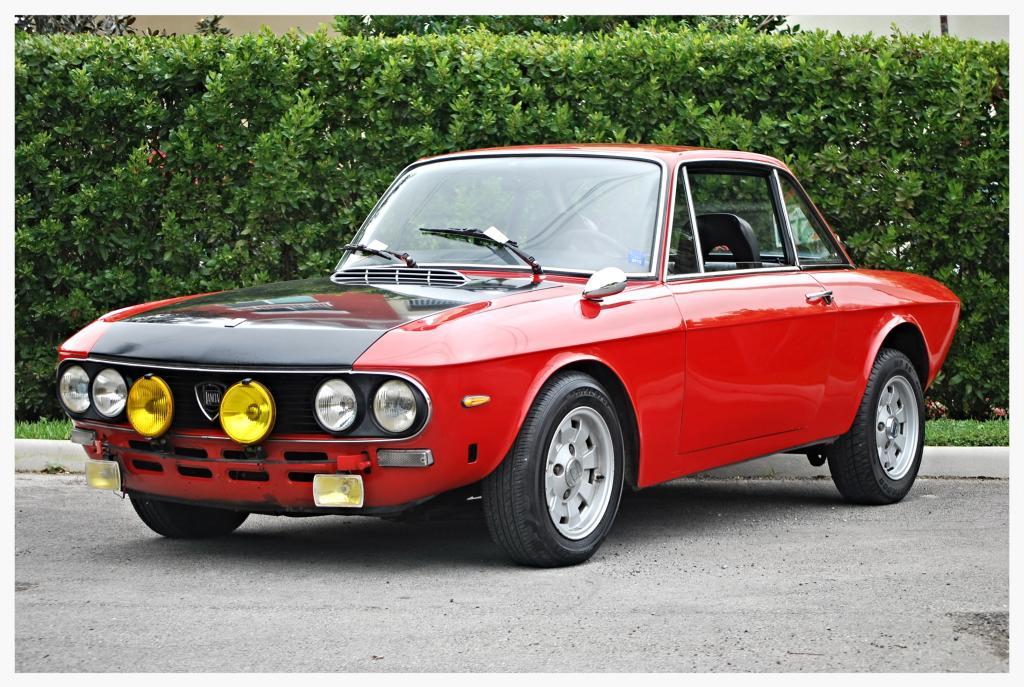 Original Driver: 1973 Lancia Fulvia 1.3S Montecarlo | Bring a Trailer