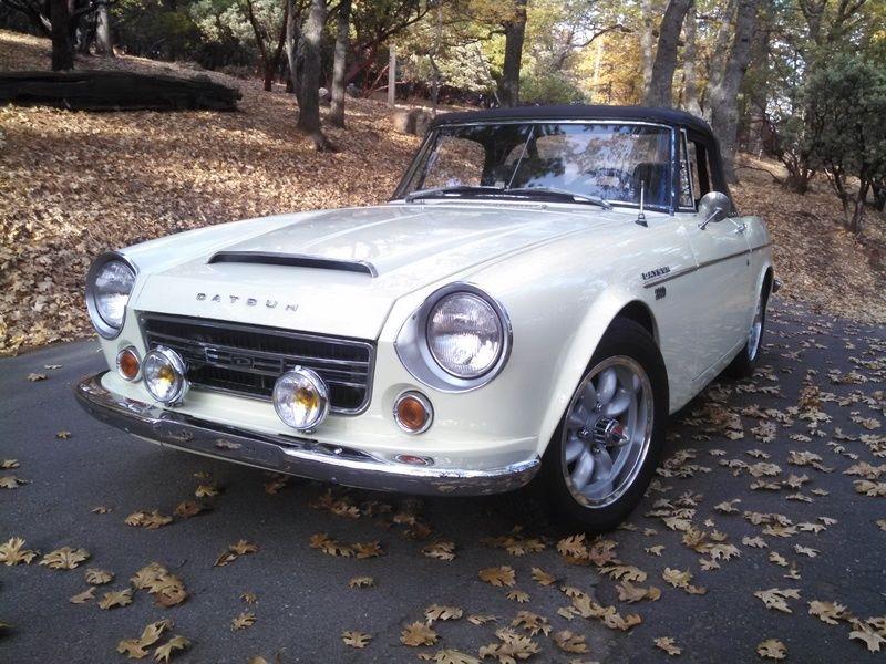 1967 Datsun 2000 Roadster | Bring a Trailer