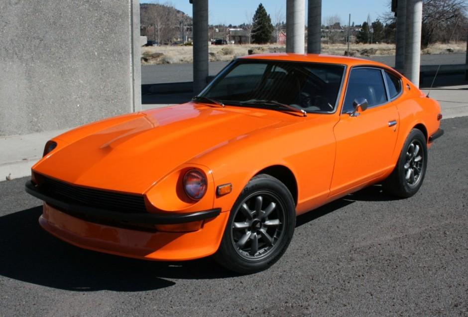 Restored 1972 Datsun 240Z | Bring a Trailer